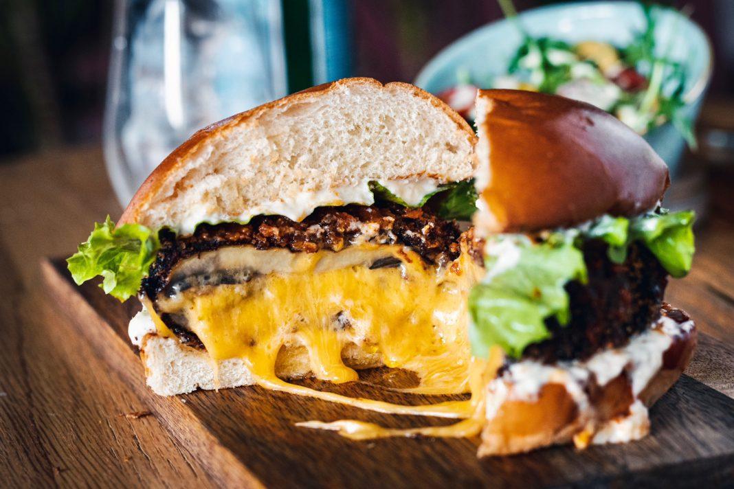 New York Burger veggie