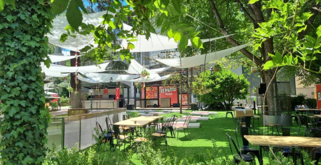 terrazas madrid 2021 verano