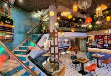restaurante indio surya madrid