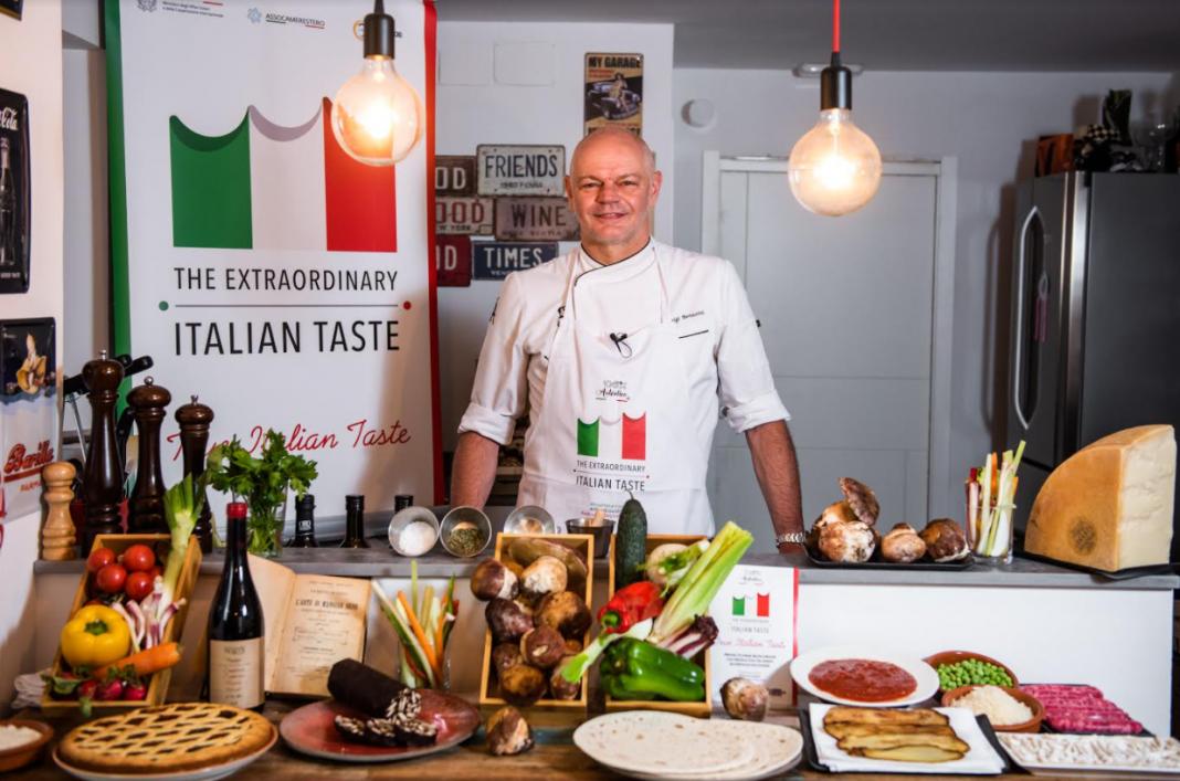 semana gastronomica true italian tatste