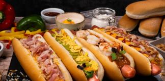 hot dog corner oscar mayer