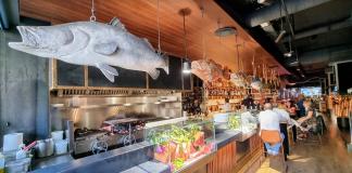 restaurante pez fuego