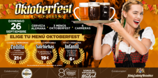 oktoberfest hipódromo zarzuela