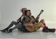 Clown Quijote: Dos Manchegos en Apuros